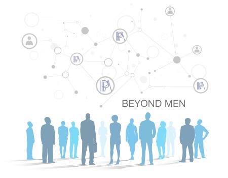 Beyond men